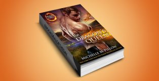 """paranormal shapeshifter romance ebook """"The Dragon's Queen (Dragon Lords Book 9)"""" by Michelle M. Pillow"""