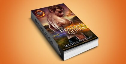 "paranormal shapeshifter romance ebook ""The Dragon's Queen (Dragon Lords Book 9)"" by Michelle M. Pillow"
