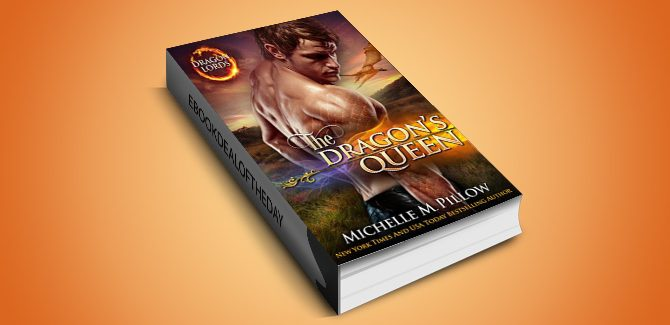 paranormal shapeshifter romance ebook The Dragon's Queen (Dragon Lords Book 9) by Michelle M. Pillow
