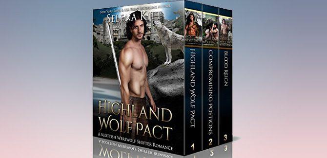 Scottish hiistorical paranormal romance Highland Wolf Pact Boxed Set: (Scottish Wolf Shifter Romance Bundle) by Selena Kitt