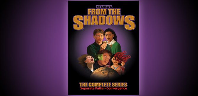ya adventure ebook From the Shadows: The Complete Series - Separate Paths & Convergence by KB Shaw