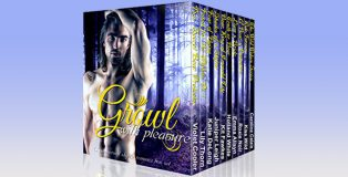 """""""Growl with Pleasure (A 10 book paranormal romance shifter boxed set)"""" by Multiple Authors"""