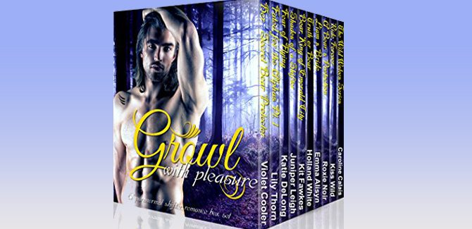 Growl with Pleasure (A 10 book paranormal romance shifter boxed set) by Multiple Authors