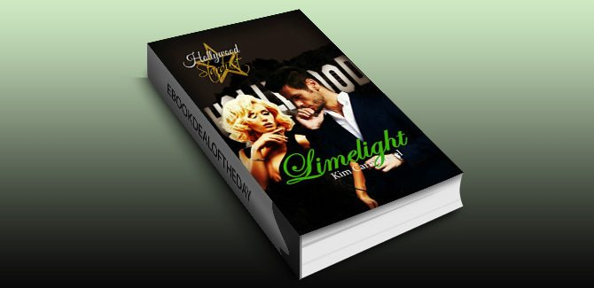 contemporary romantic comedy ebook Limelight (Hollywood Stardust) by Kim Carmichael