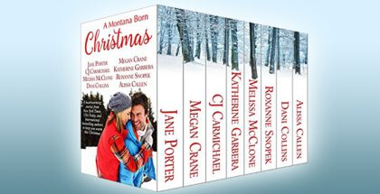 "contemporary holiday ebooks ""A Montana Born Christmas"" by Various Authors"