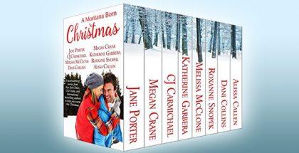"contemporary holiday ebooks ""A Montana Born Christmas"" by Various Authors"