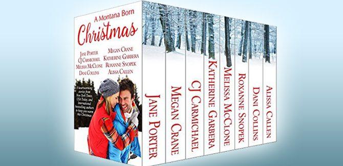 contemporary holiday ebooks A Montana Born Christmas by Various Authors