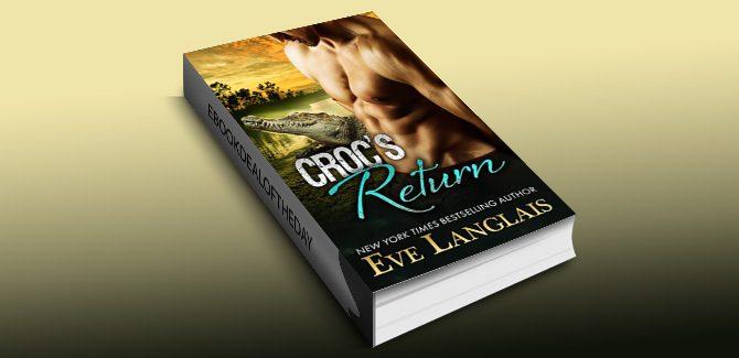 paranormal shifter romance ebook Croc's Return (Bitten Point Book 1) by Eve Langlais
