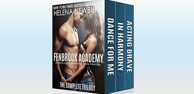 new adult romance box set Fenbrook Academy - The Complete Trilogy by Helena Newbury