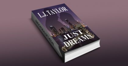 "romantic suspense kindle ibook ""Just Dreams (Brooks Sisters Dreams Series Book 1)"" by L.J. Taylor"