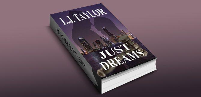 romantic suspense kindle ibook Just Dreams (Brooks Sisters Dreams Series Book 1) by L.J. Taylor
