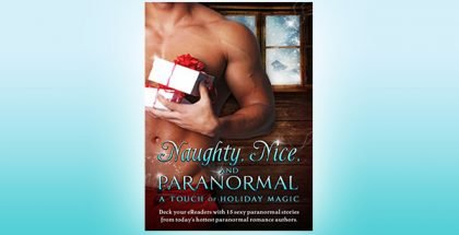 "paranormal romance box set ""Naughty, Nice, and Paranormal: A Touch of Holiday Magic"" by Various Authors"