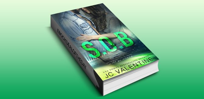 nalit sports romance ebook S.O.B.: A Stepbrother Romance by J.C. Valentine