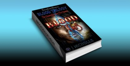 "paranormal romance ebook ""Blood Ties (Blood Trilogy Book 1)"" by Julie Nicholls"