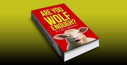 "humor ebook ""Are You Wolf Enough?"" by Simos Symeonides"