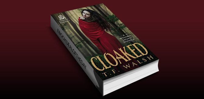 paranormal romance ebook Cloaked: A Wulfkin Legacy Novella by T.F. Walsh