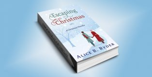 """holiday contemporary romance ebook """"Escaping Christmas"""" by Alice B. Ryder"""
