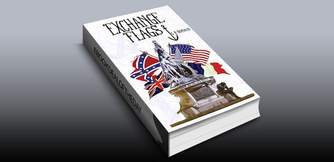 crime fiction mystery ebook Exchange Flags by Graham Donald