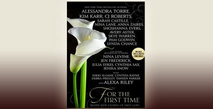 "contemporary romance boxed set ""For the First Time: Twenty-One Brand New Stories of First Love"" by Various Authors"