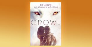 "paranormal romance box set ""GROWL: Werewolf/Shifter Romance"" by Eve Langlais, Kate Douglas, & A. C. Arthur"