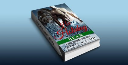 "paranormal romance ebook ""Her Holiday Bear (A BBW Paranormal Christmas Romance)"" by Marie Mason"