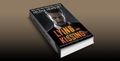 "womensfiction romantic suspense ebook ""Lying and Kissing"" by Helena Newbury"