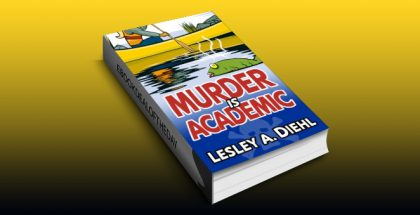 "amateur sleuth ebook ""Murder Is Academic (Laura Murphy Mystery Series Book 1)"" by Lesley A. Diehl"