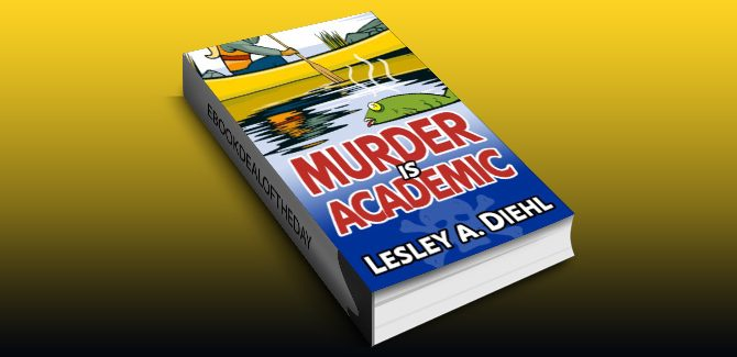 amateur sleuth ebook Murder Is Academic (Laura Murphy Mystery Series Book 1) by Lesley A. Diehl