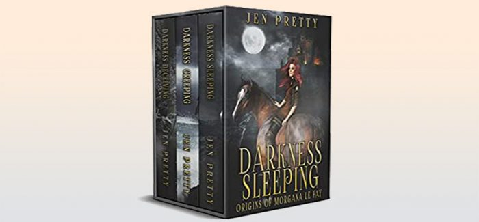 Origins of Morgana Le Fay Series by Jen Pretty