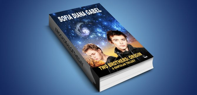 ya scifi adventure ebook Two Brothers: Origin by Sofia Diana Gabel