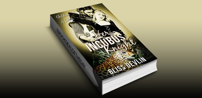 historical paranormal ebook Her Incubus Knight (The Children of Lilith) by Bliss Devlin