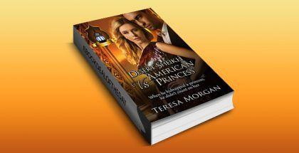 "contemporary sheikh romance ebook ""Desert Sheikh vs American Princess: Jewels of the Desert Book 2"" by Teresa Morgan"