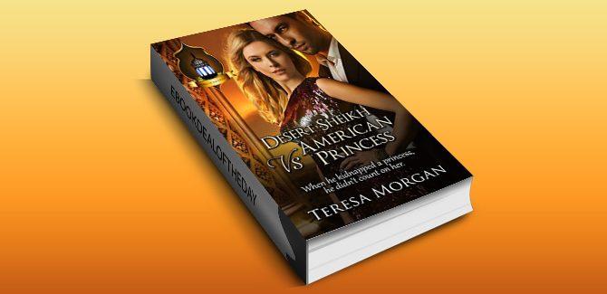 contemporary sheikh romance ebook Desert Sheikh vs American Princess: Jewels of the Desert Book 2 by Teresa Morgan