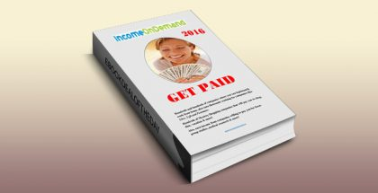 "selfhelp nonfiction ebook ""Income OnDemand"" by MW Laird"