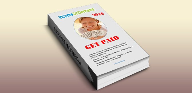selfhelp nonfiction ebook Income OnDemand by MW Laird