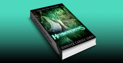 "occult paranormal romance ebook 'Metamorphosis: Book Two of the Lalassu"" by Jennifer Carole Lewis"