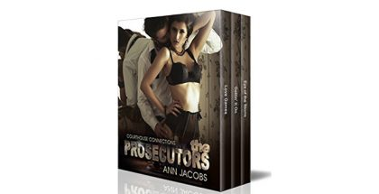 "romance ebook ""The Prosecutors: A three-book boxed set (Courthouse Connections 3)"" by Ann Jacobs"