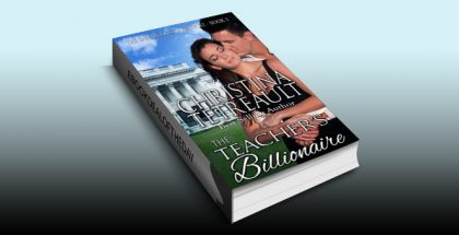 "contemporary romance ebook ""The Teacher's Billionaire (The Sherbrookes of Newport Book 1)"" by Christina Tetreault"