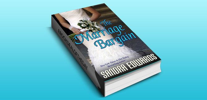 contemporary romance ebook The Marriage Bargain (Billionaire Games Book 1) by Sandra Edwards