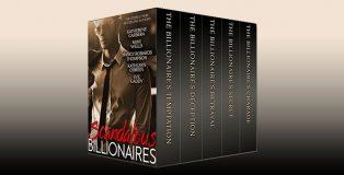 "an anthology romance ebooks ""Scandalous Billionaires"" by Katherine Garbera, Mimi Wells, Nancy Robards Thompson, Kathleen O'Brien, & Eve Gaddy"