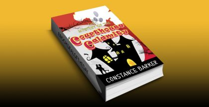 """mystery ebook """"The Mystery of the Courthouse Calamity (Eden Patterson: Ghost Whisperer Book 1)"""" by Constance Barker"""