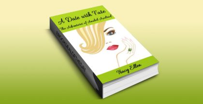 "contemporary romantic suspense ebook ""A Date with Fate"" by Tracy Ellen"