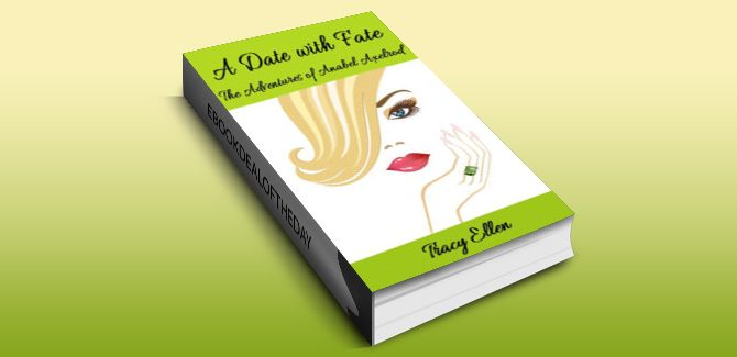 contemporary romantic suspense ebook A Date with Fate by Tracy Ellen