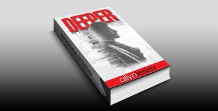 """suspense fiction ibook """"Deeper: Book One of The Deeper Chronicles"""" by Allyn Lesley"""