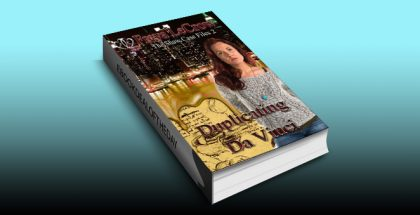 "romance mystery & suspense ebook ""Duplicating Da Vinci (Shaw Case Files Book 2)"" by Freya LeCrow"