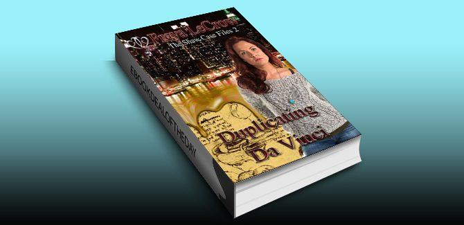 romance mystery & suspense ebook Duplicating Da Vinci (Shaw Case Files Book 2) by Freya LeCrow