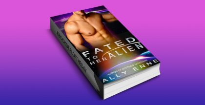 "scifi romance ebook ""Fated to her Alien (Destined Arterians Book 3)"" by Ally Enne"