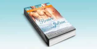 """gay new adult romance ebook """"Romeo and Julian (Coastal College Players Book 1)"""" by Celia Stratford"""