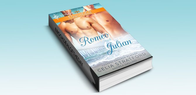 gay new adult romance ebook Romeo and Julian (Coastal College Players Book 1) by Celia Stratford