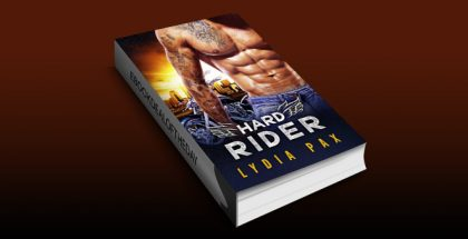 "romance ebook ""Hard Rider (Bad Boy Bikers Book 1)"" by Lydia Pax"